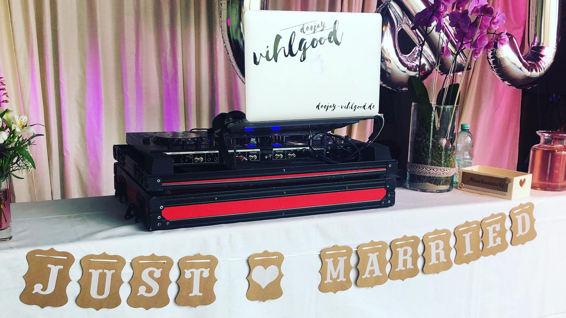 Hochzeits-DJ | Hochzeit